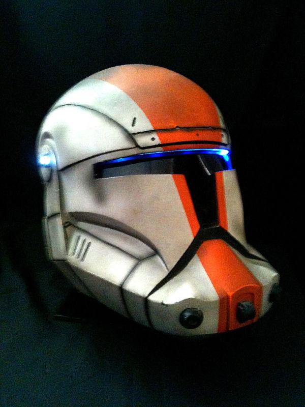 Шлем командоса Звездных Войн