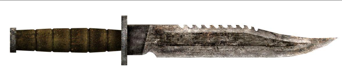 Модель ножа