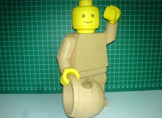 Лего мэн