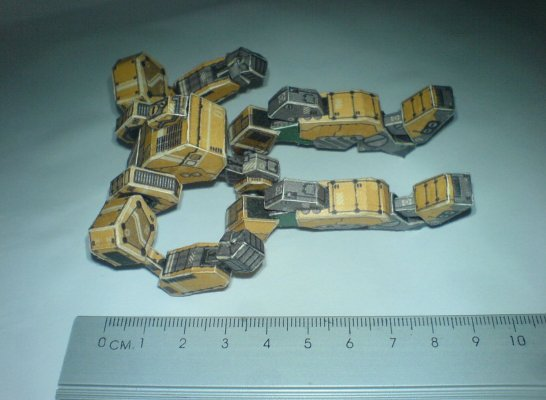Размер робота