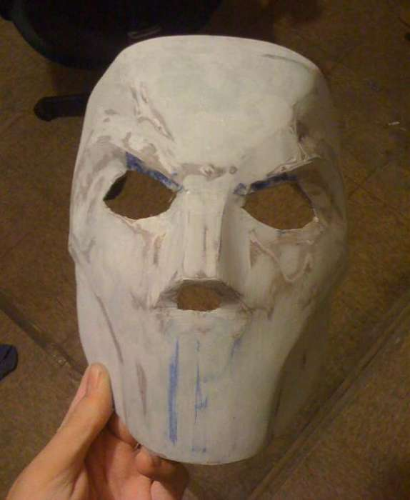 маска кейси джонса
