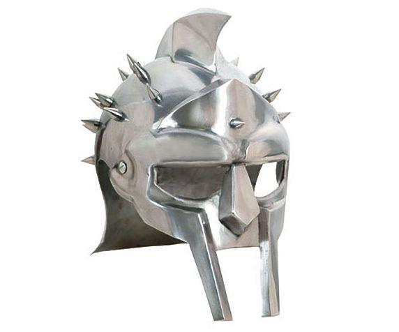 Шлем гладиатора своими руками
