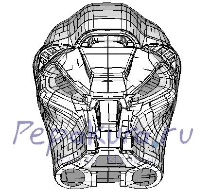 шлем терминатора сделать