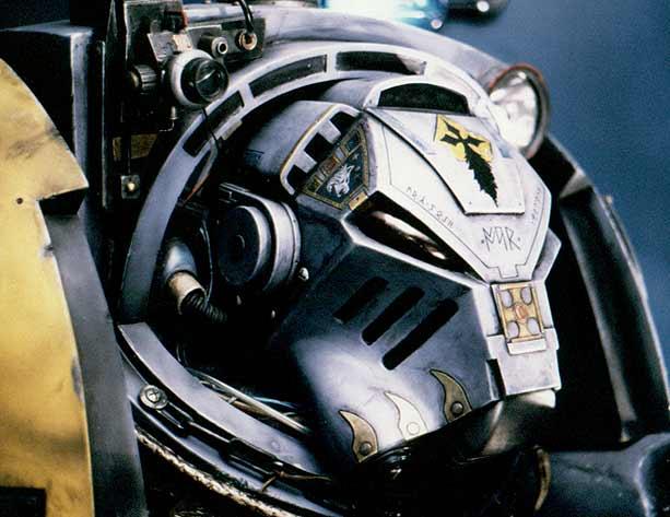 шлем терминатора