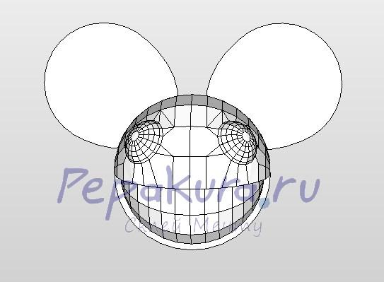 маска deadmau5