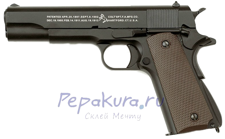 пистолет кольт 1911