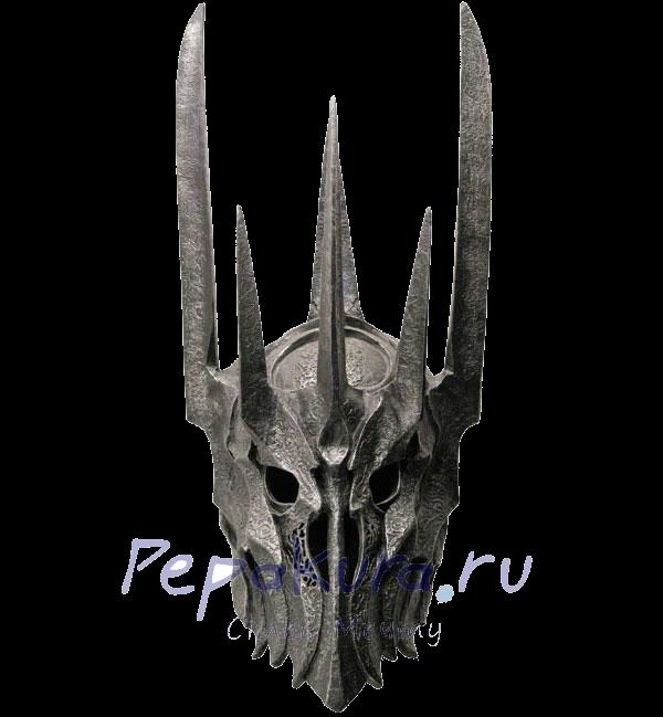Sauron mask pepakura