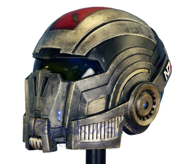 масс эффект шлем