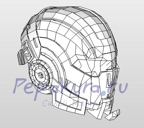 шлем шепарда