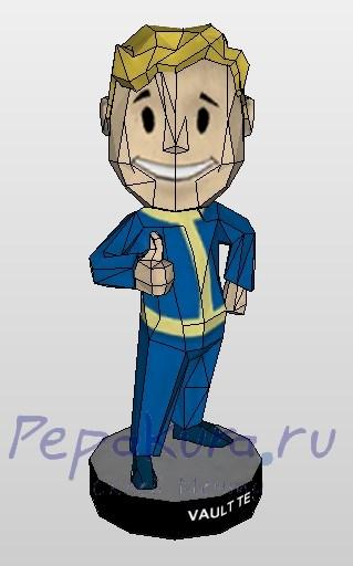 фигурка pip-boy