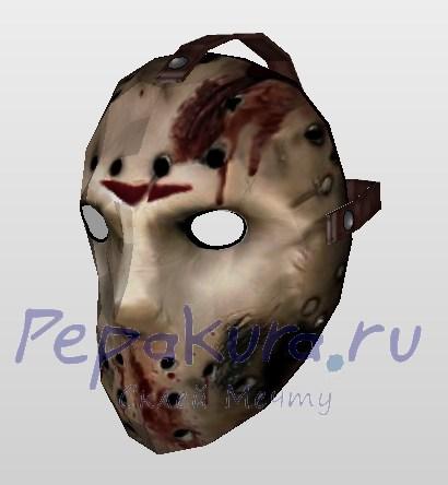 сделать маску Джейсона