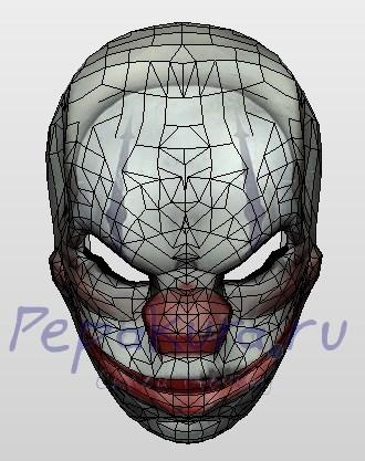 маска Цепи