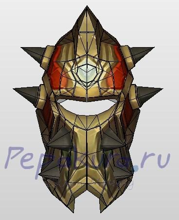 тировский шлем