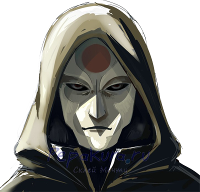 маска Амона
