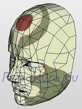 маска амона пепакура