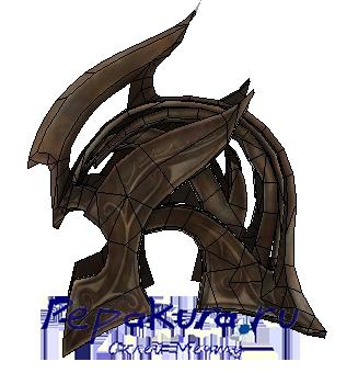 эльфийский шлем