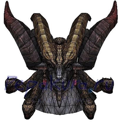 голова сатанинского козла