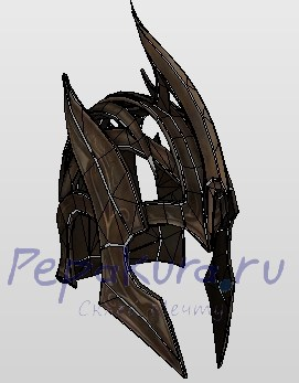 шлем из властелин колец