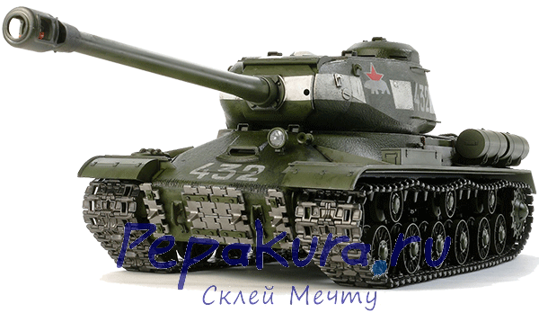 tank is-2 papercraft