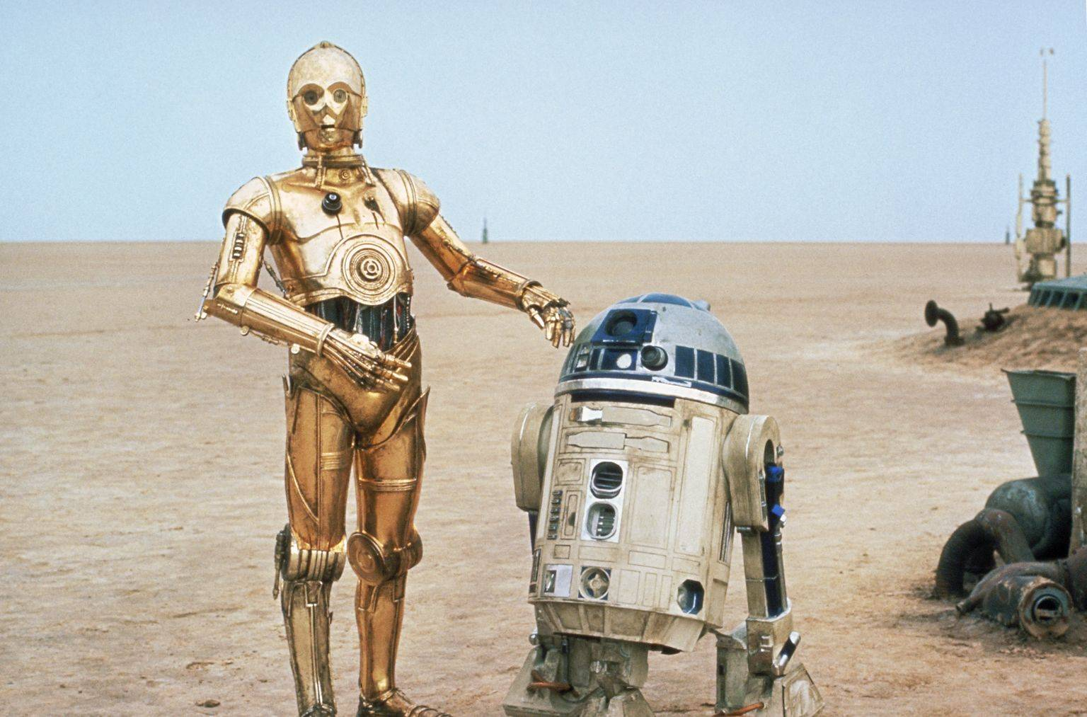 R2D2-C3PO