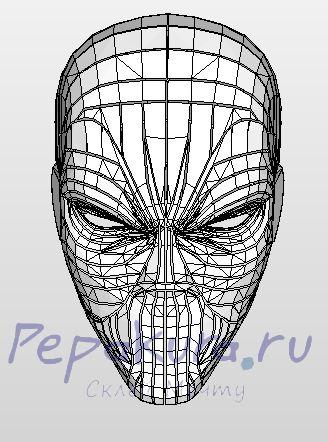 маска дэдпула