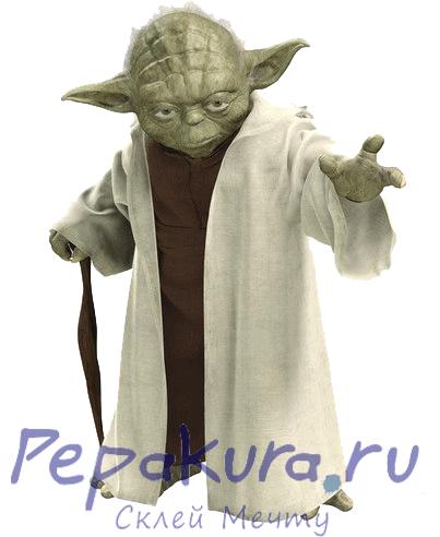 Master Yoda star wars