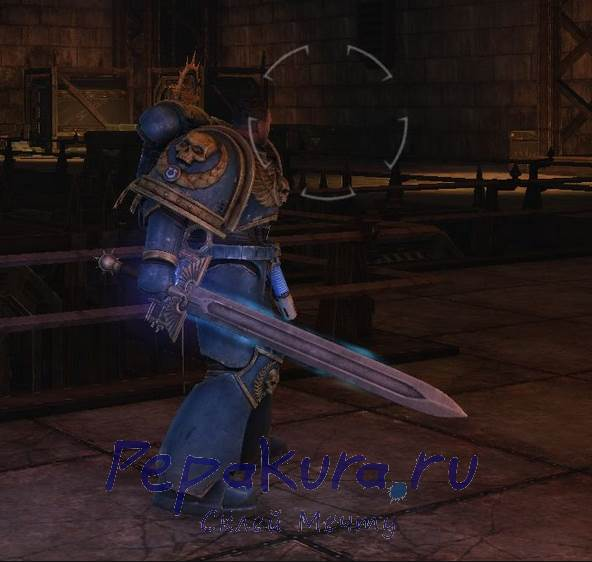 силовой меч сделать