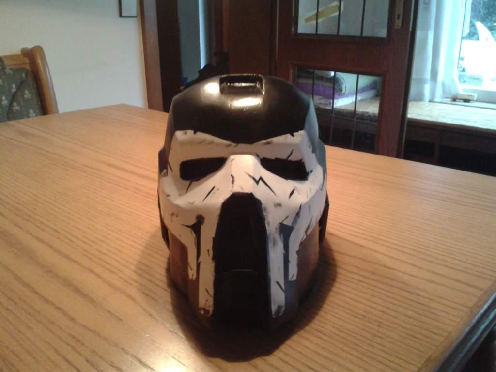 Готовый шлем
