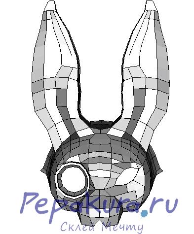 Маска стимпанк Кролика