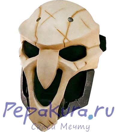 Развертка маски Жнеца