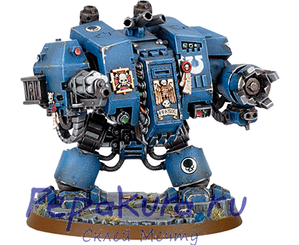 warhammer-Dreadnought