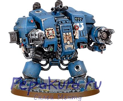 warhammer-Dreadnought