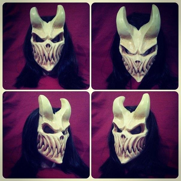 Как сделать маску александра шиколая