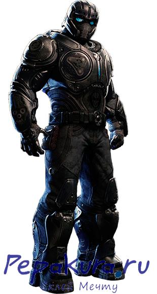 onyx guard suit