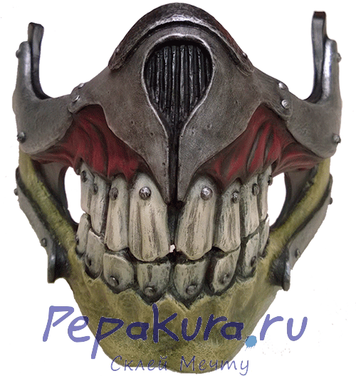 immortan joe mask craft