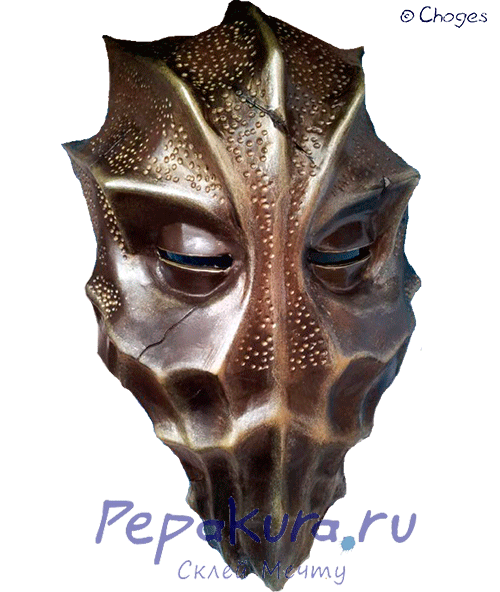skyrim mask DIY