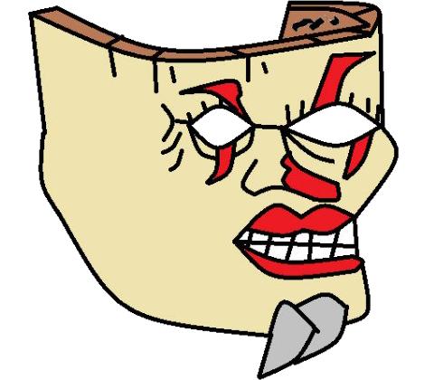 жизнь боль маска