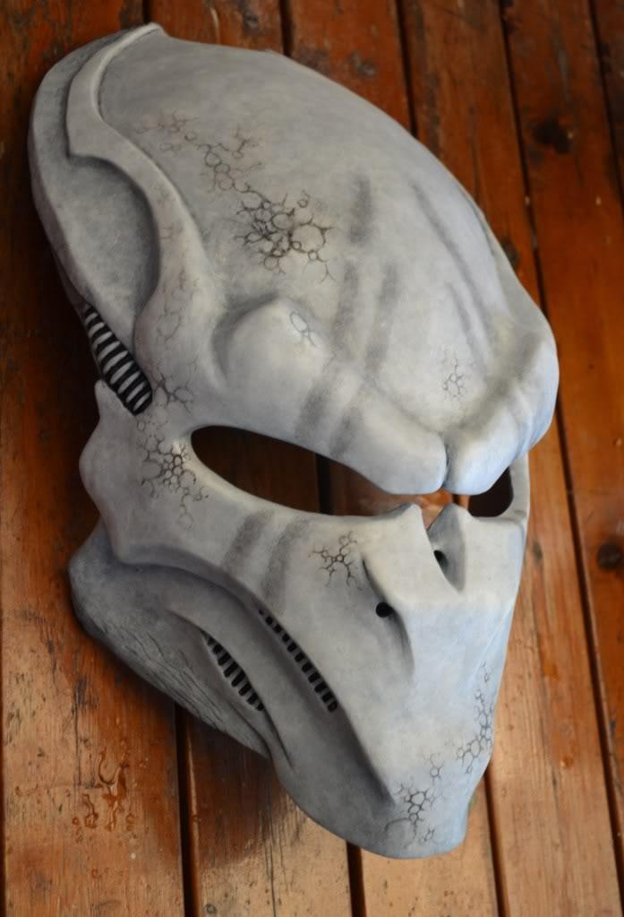 Mr Giggles mask