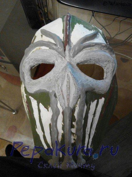Хоккейная маска косплей