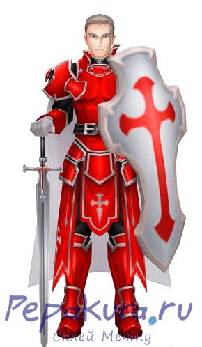 Sword Art Online Хитклиф