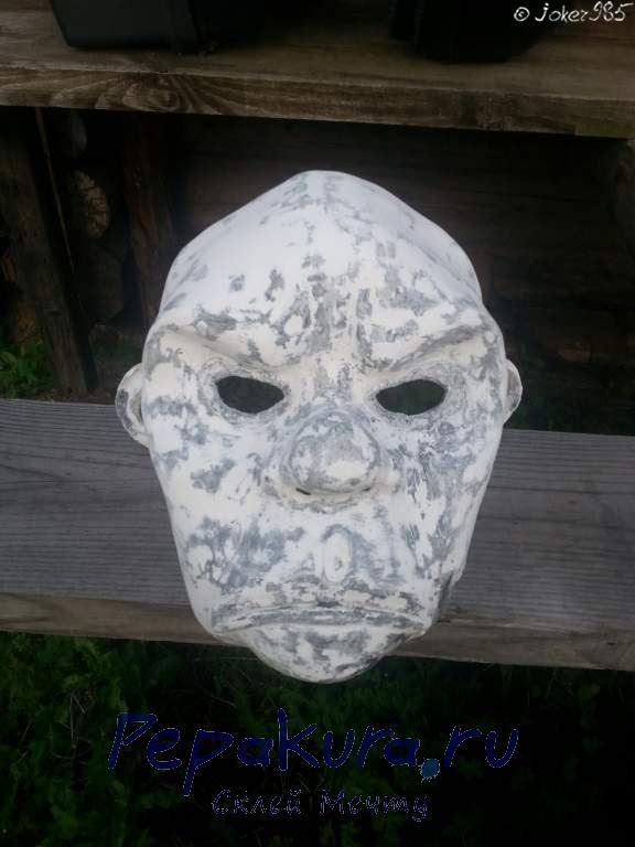 Вышкуривание маски Джокера