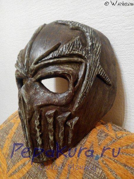 mushroomhead mask DIY