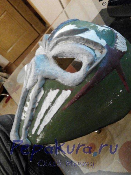 создайние маски косплей