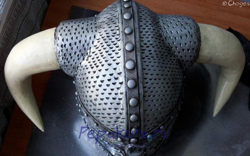 Шлем Довакина текстура