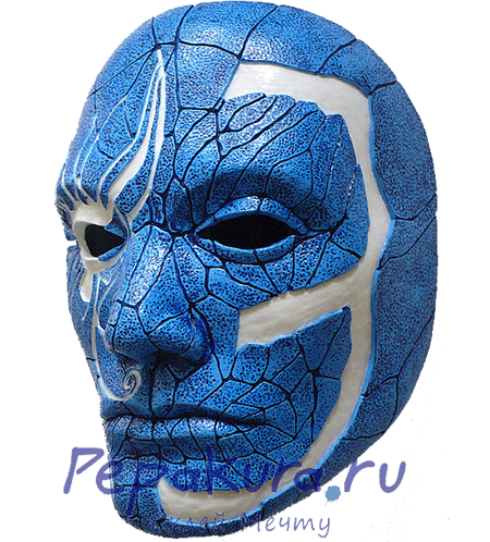 johnny 3 tears mask papercraft