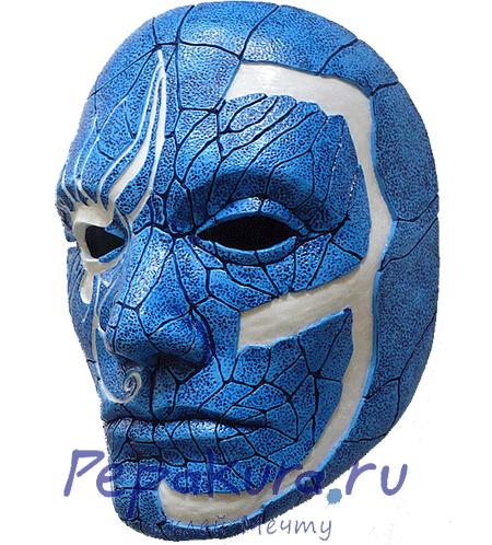 johnny 3 tears mask papercraft