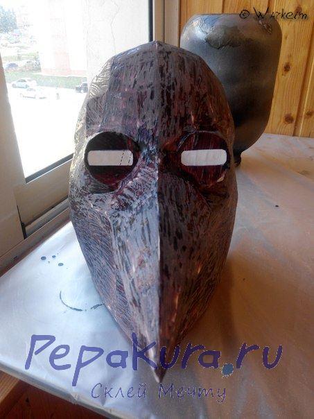 маска чумного доктора ЭДП