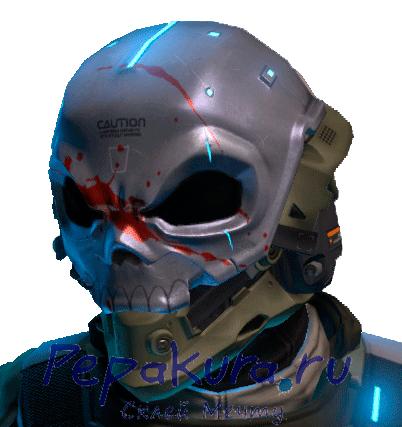 Шлем со сменными забралами