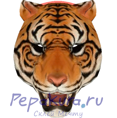 Tiger Mask Tony pdo template