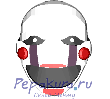 Puppet mask pdo template